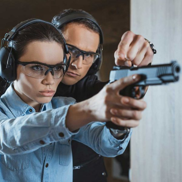 Ladies Only Intro to Handgun Course
